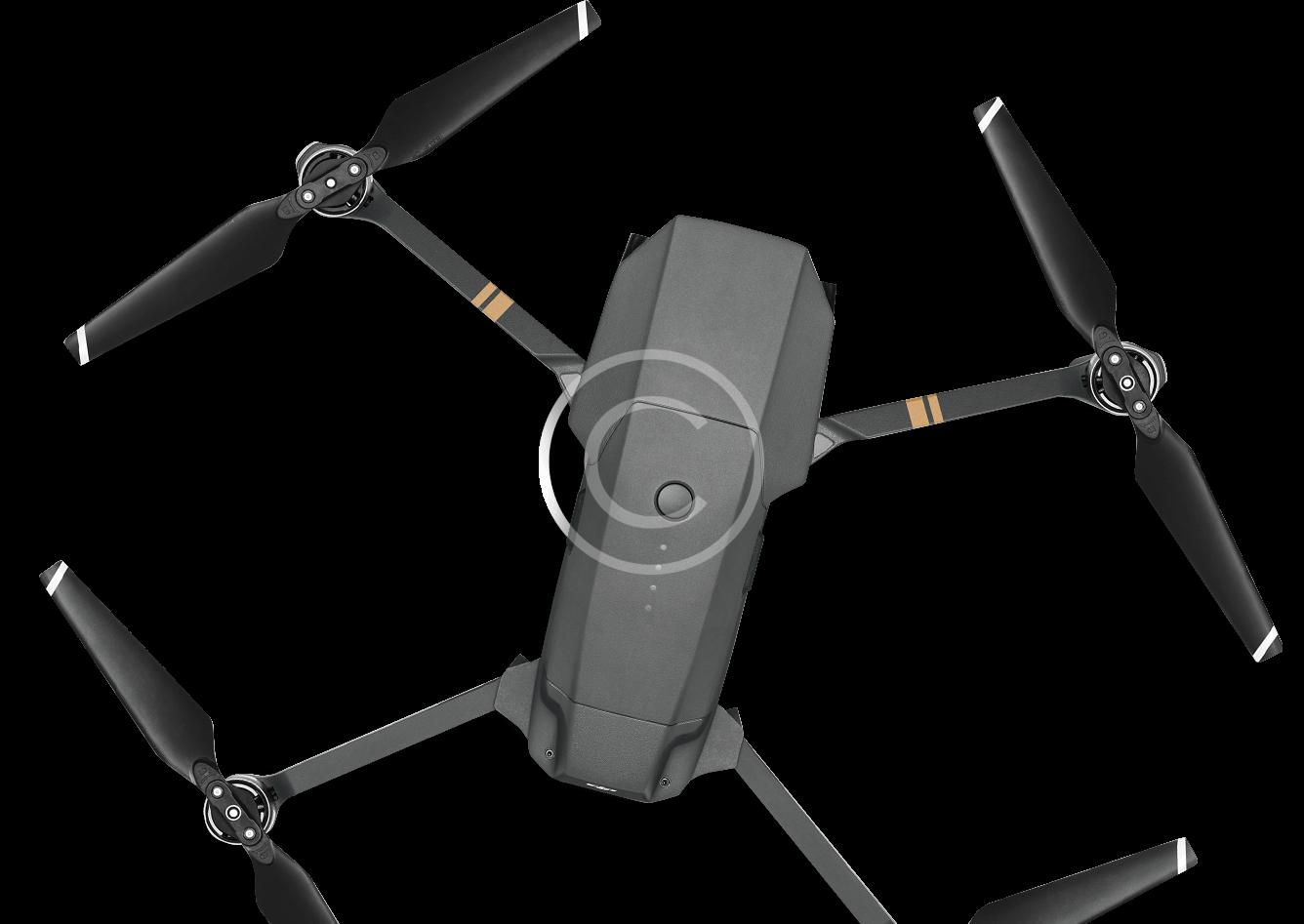 Uno de nuestros drones